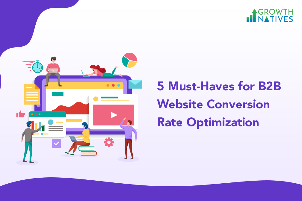 B2B Conversion Rate Optimization