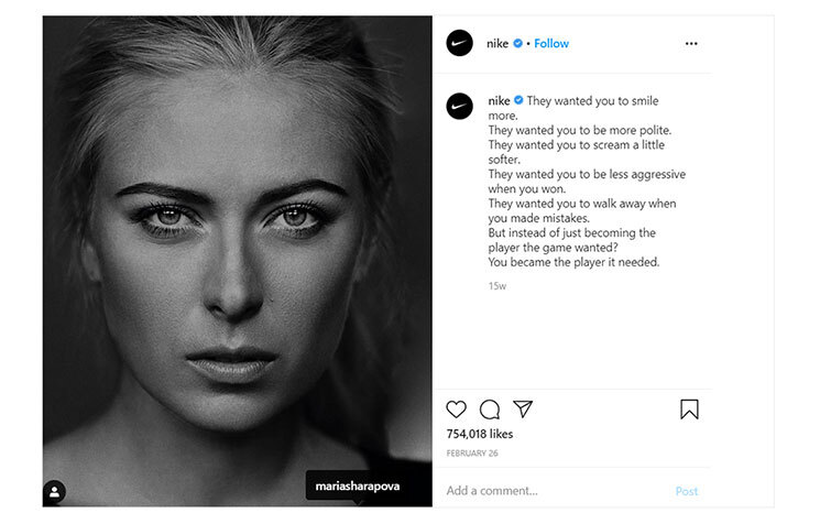 Instagram Marketing Tip - Write an engaging caption