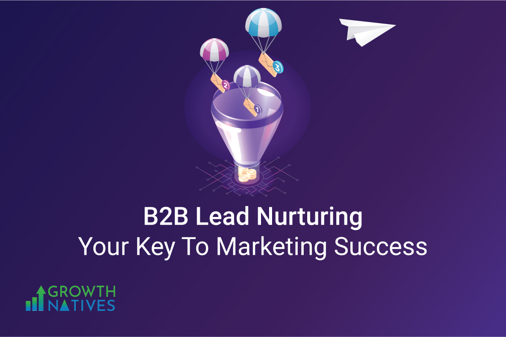 B2B Lead Nuturing For Marketing Success