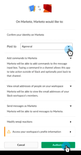 Popular Marketo Integrations - Slack