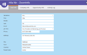 Popular Marketo Integrations - Zoominfo2