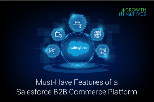 9 Must-Have Features of a Salesforce B2B Commerce Platform