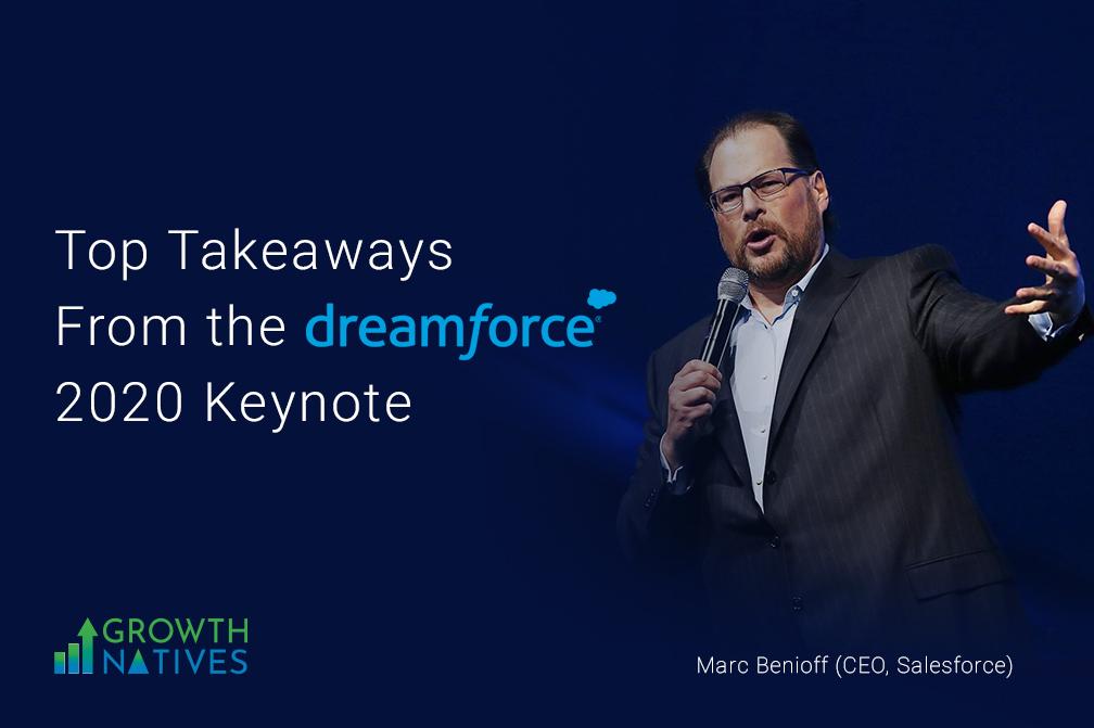 Top 6 Takeaways from the Dreamforce 2020 Keynote