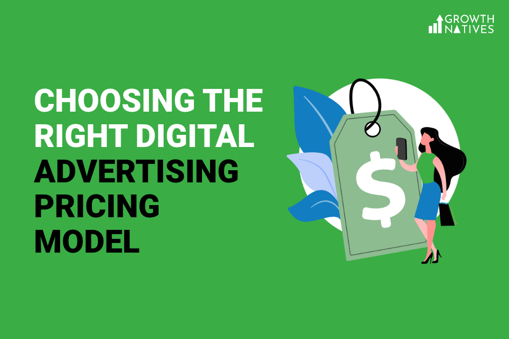 Digital Advertising Pricing Model