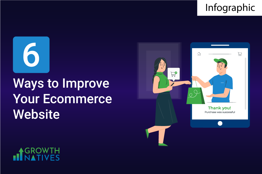 Ways to Improve Your Ecommerce Website