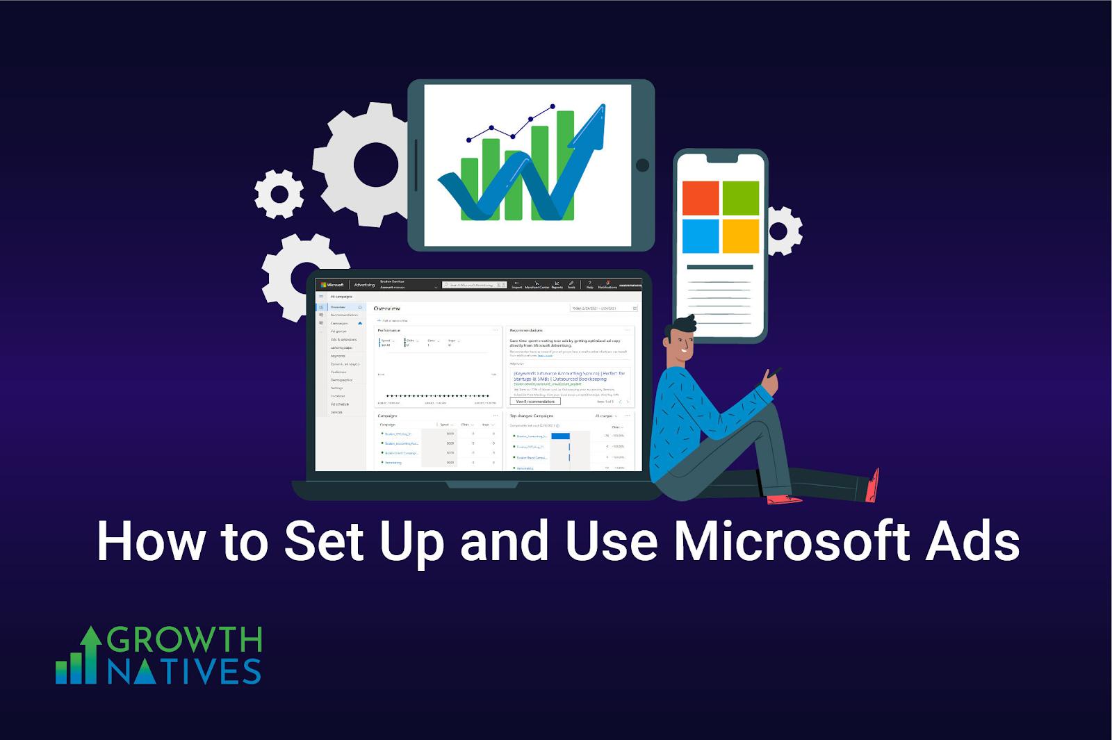 Microsoft Bing Ads Campaign
