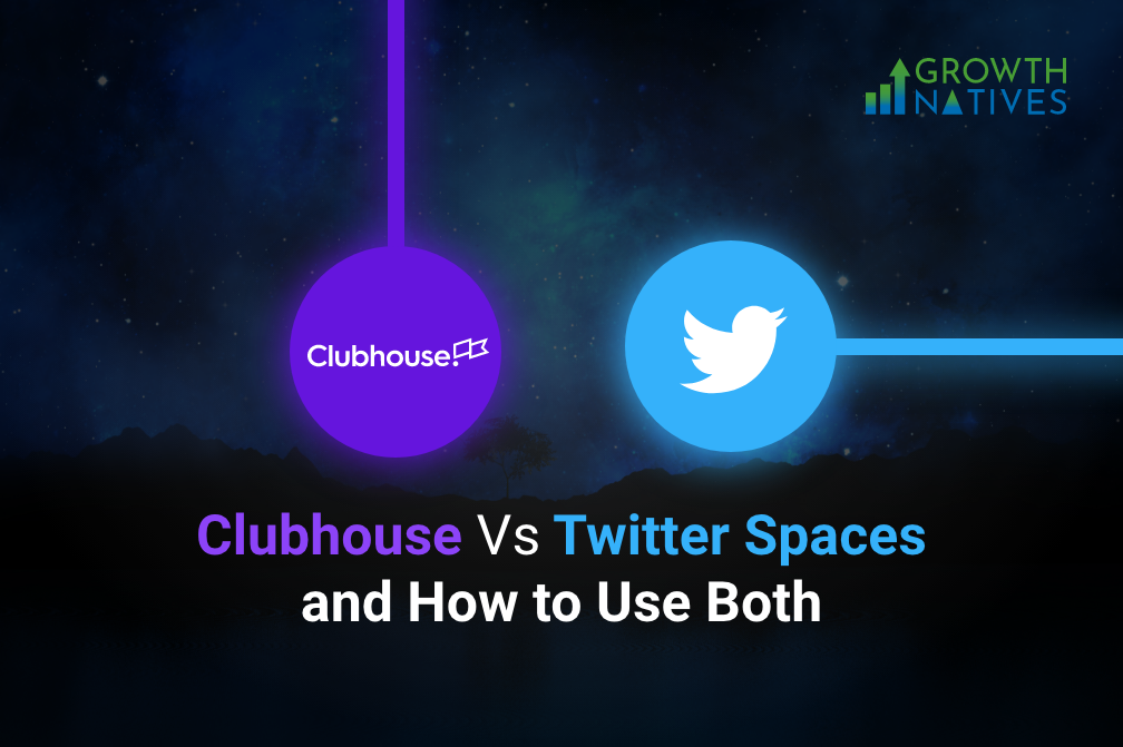 clubhouse vs twitter