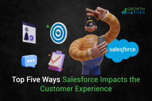 how salesforce impacts customer experience